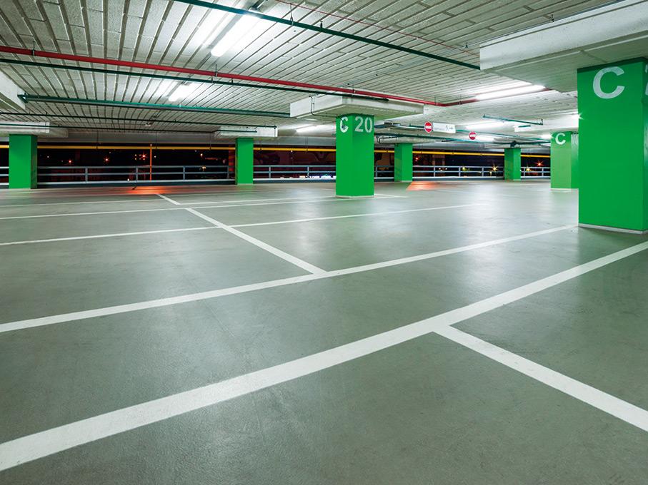 Pintura suelo parking ideas de disenos for Pintura suelo parking